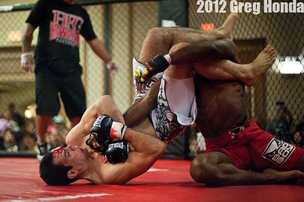 Nick Pait vs Devon Taylor