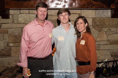 KAPPA SIGMA PARENTS WKD 2015