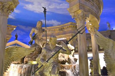 Las Vegas Strip/NV - March, 2012