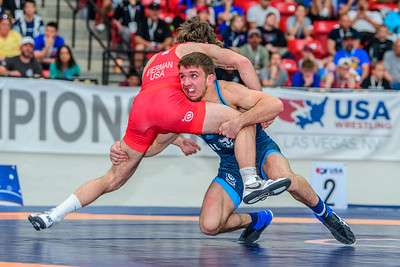 MEN'S FREESTYLE SEMIFINALS