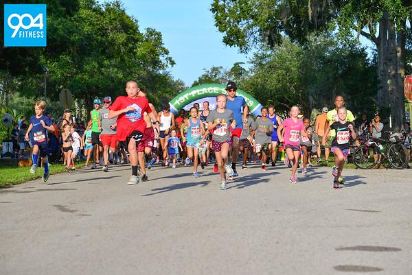Run Jax Kids Fun Run 2017