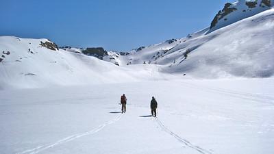 Lake Ingalls Birthday Ski