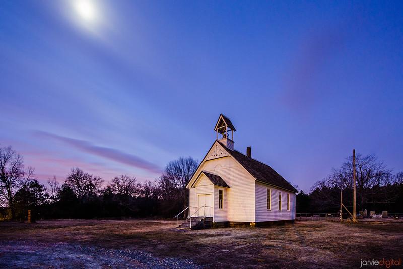 Oldest church in Arkansas