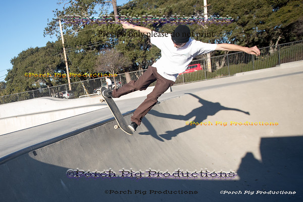 Scotts Valley Skate Park