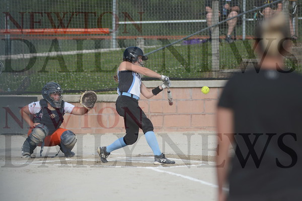 Colfax-Mingo vs. Lynnville-Sully Softball 6-26-19