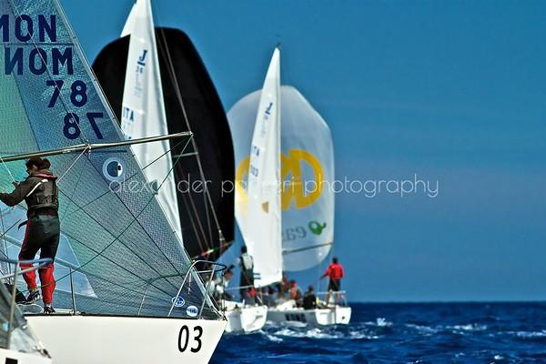 European Championship J24 Class 2013 - Yacht Club Monaco