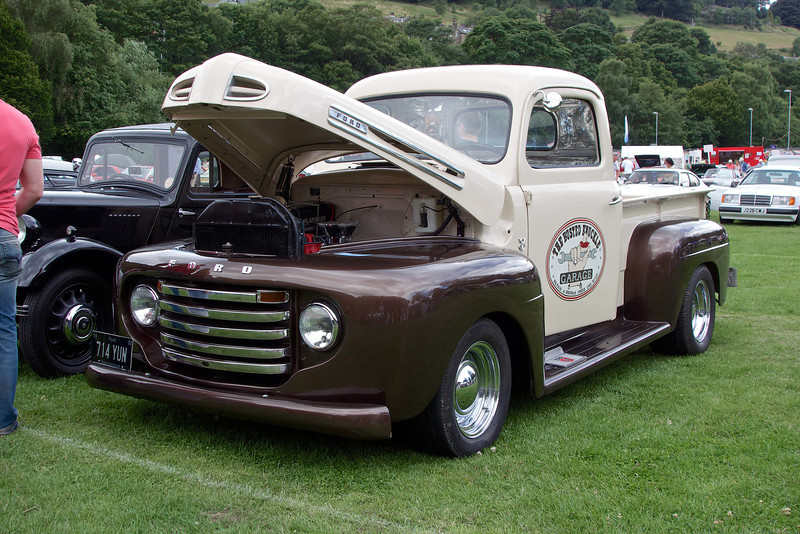 1950 Ford F series