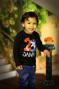 Happy 2nd Birthday Sanav
