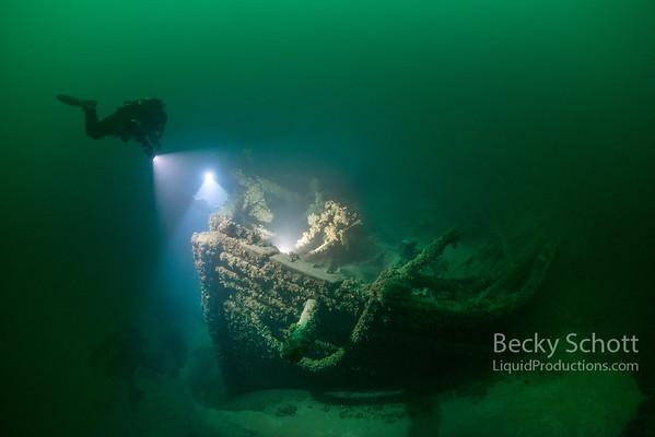 Lake Erie Shipwrecks