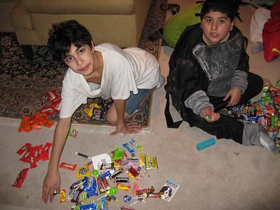 Halloween 2007 + Misc