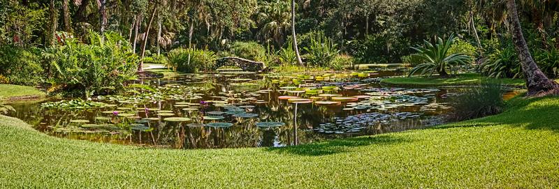 McKee Botanical Gardens - July 2, 2019
