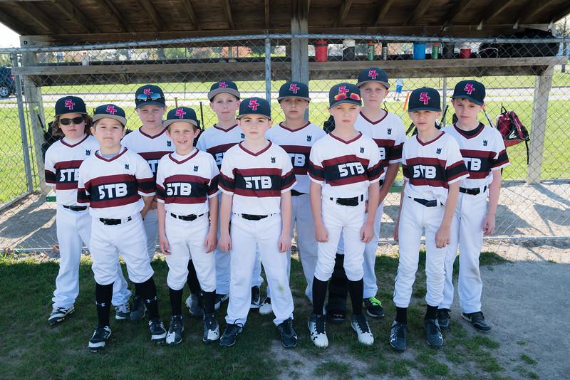 Baseball team Macomb