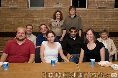 Alumni Dinner 2008
