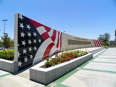 L. A. County Peace Officers Memorial
