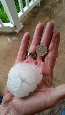 May 26, 2015, storm