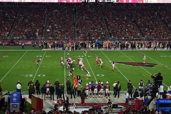 Bengals @ Cardinals - 11-22-15