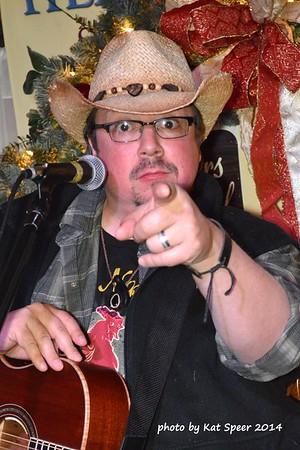 20141208 SMSWF Songwriter Spotlight at Crystelle Creek Gatlinburg