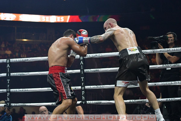 Maciej Sulecki  Defeats Jack Culkay by Unanimous Decision