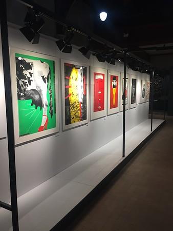 L'ART DE LA SÉRIGRAPHIE PUBLICITAIRE AU QUÉBEC _ Expo