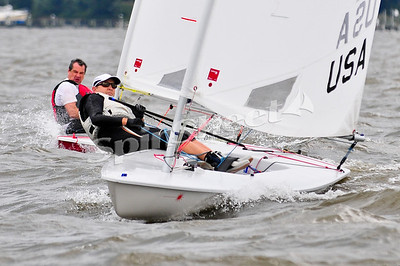 2012 SSA Laser Fall Series