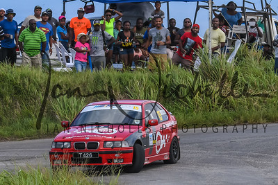 Rally Barbados 2017 - King of the Hill
