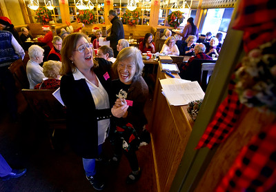 Photos: Free Christmas Dinner at the Niwot Tavern