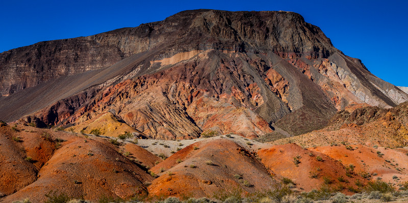 Fortification Hill, Lake Mead