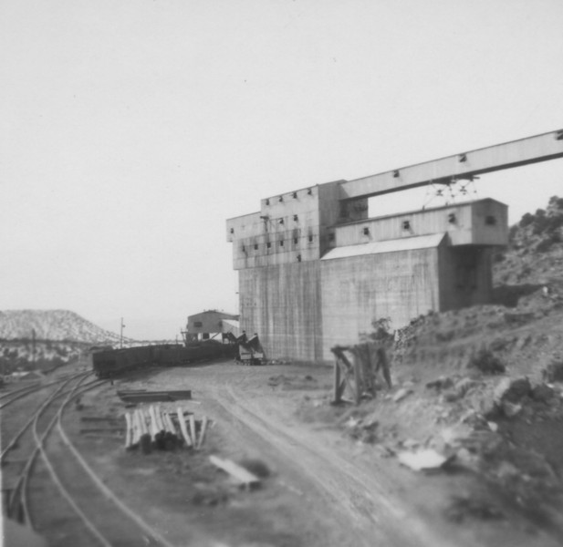 Geneva mine preparation plant. (Bill Shaff Collection)