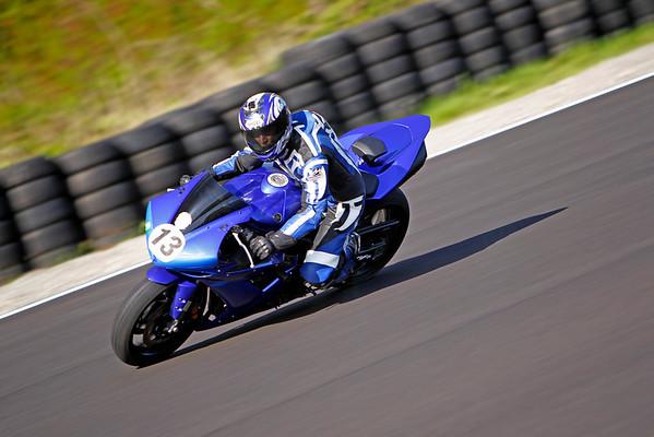 #13 - Blue R1