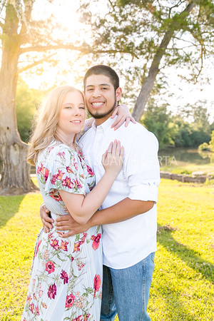 ASHLEY + EDGAR ENGAGEMENT