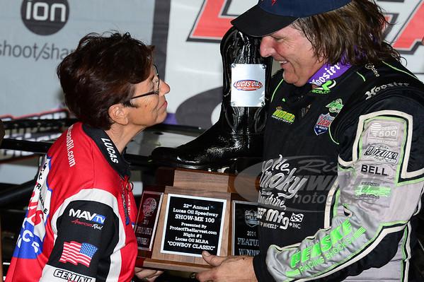 Lucas Oil Speedway (MO) 5/22