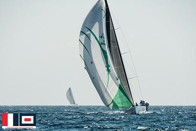 Long Point Race Finish | Balboa Yacht Club 2016