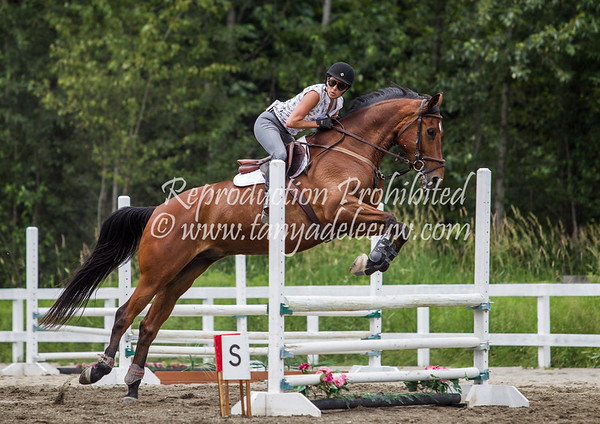 Equestrian - SVEA Hunter-Jumper - Squamish, June 2017