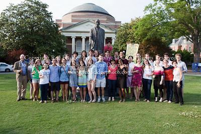 BN Duke Scholars Ceremony