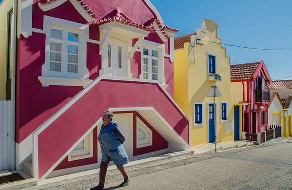 Costa Nova ,Aveiro ,Portugal _July 2016