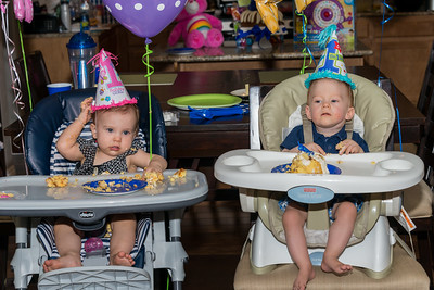 2015-09 Maggie's & Winston's Birthday Party