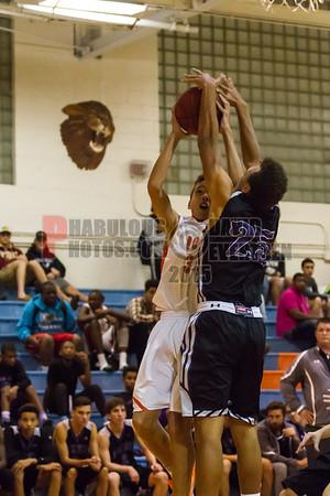 Boone Boys Varsity Basketball #3 - 2015