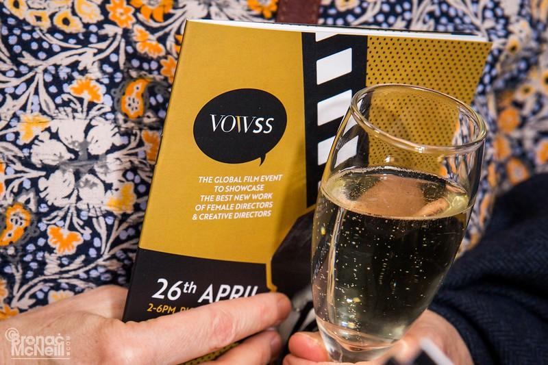 VOWSS 2018, Screening London. 26Apr2018