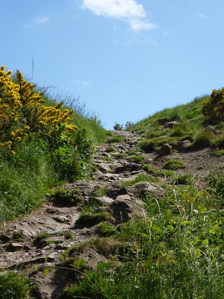 More Precarious Steps