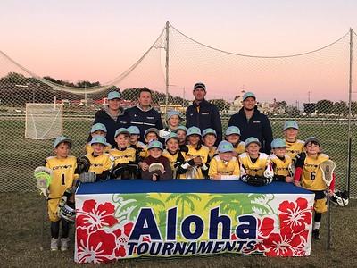 2029 Cannons win Aloha Tournament