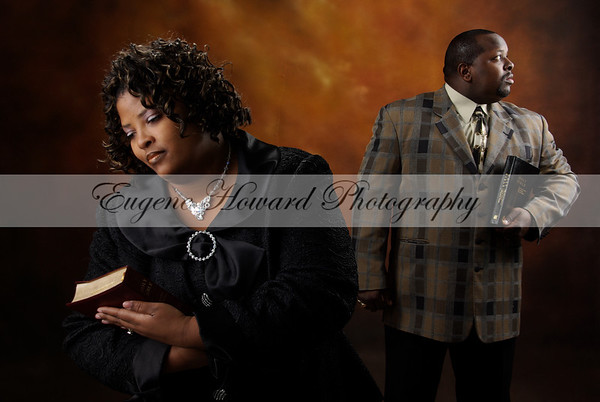 Pastor Ronnie and JoAnn