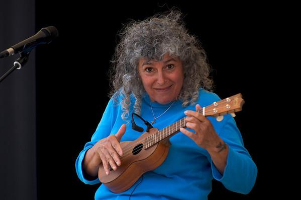 Diane Ponzio - Acoustic Guitar Meeting, Fortezza Firmafede, Sarzana, 22 maggio 2011