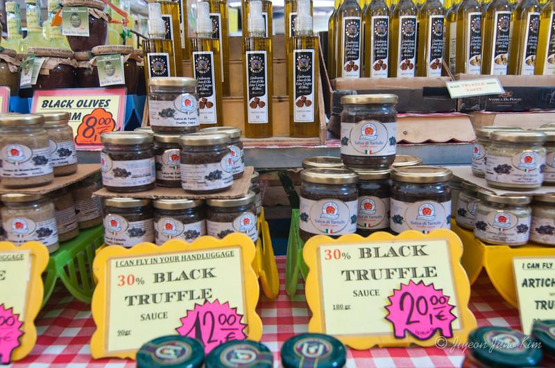 Spreads: truffle