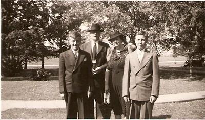 Josvanger Family