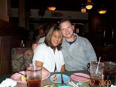 Delta Sigma Pi Friends 2000
