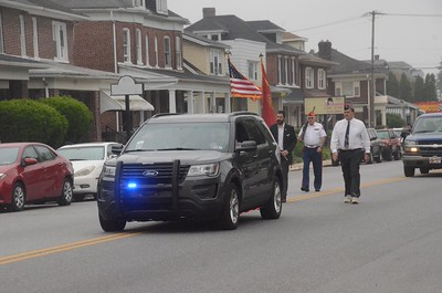 2018 - West York Memorial Day Parade - Photo Credits to Ralph Brandt, WMTFD