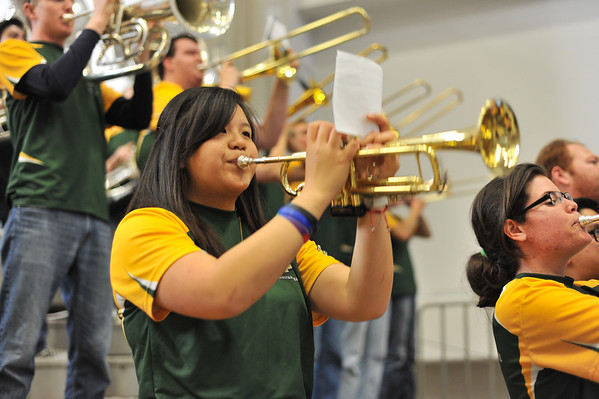 Band at Open House