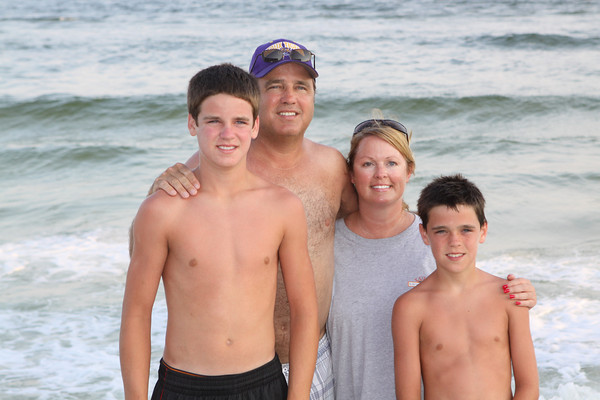 Butch and Kim - Orange Beach 2009