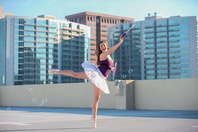 Ballerinas & Bubbles