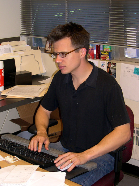 Seattle - May 2004 Thaddeus Hanscom
